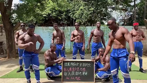 全网沸腾!埃及金字塔落日七夕祝福视频,快来瞧瞧!